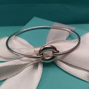 "Tiffany & Co. Elsa Peretti ""O"" Bracelet"